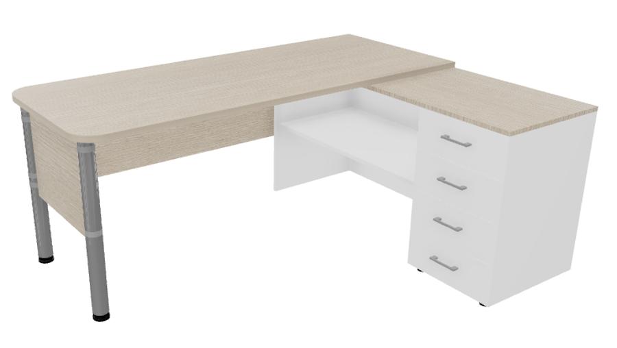 Biroja galds OB-002