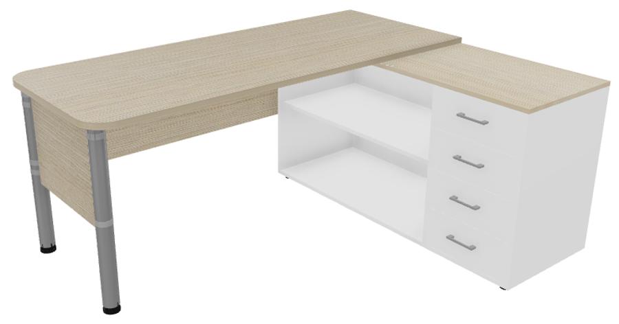 Biroja galds OB-001