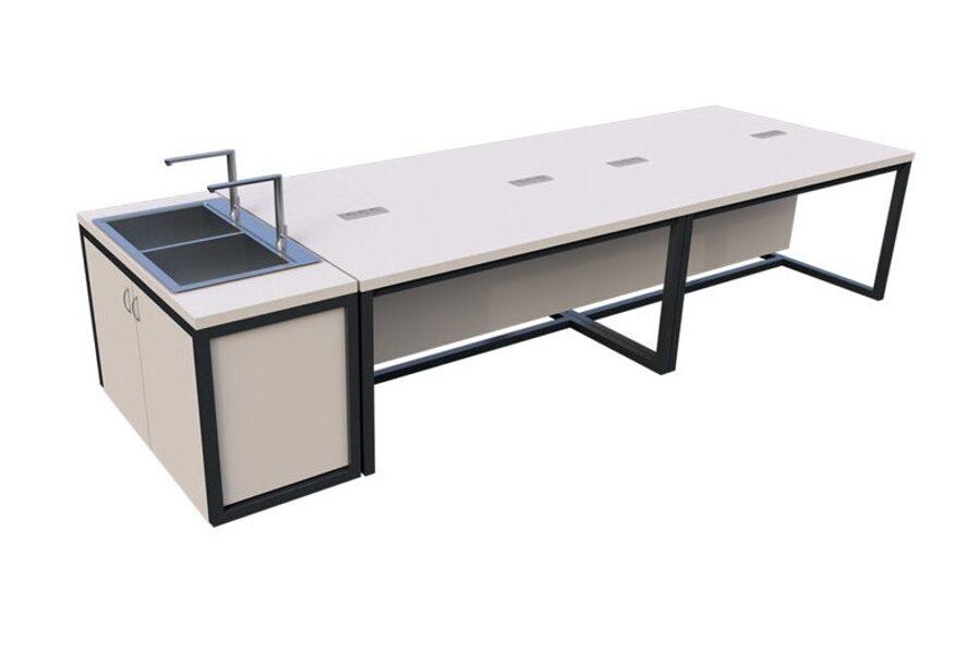 Laboratorijas galds NZLABL