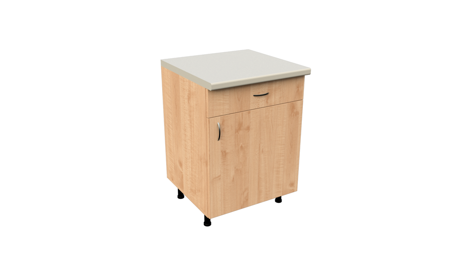 Grīdas skapis virtuvei NZVS6