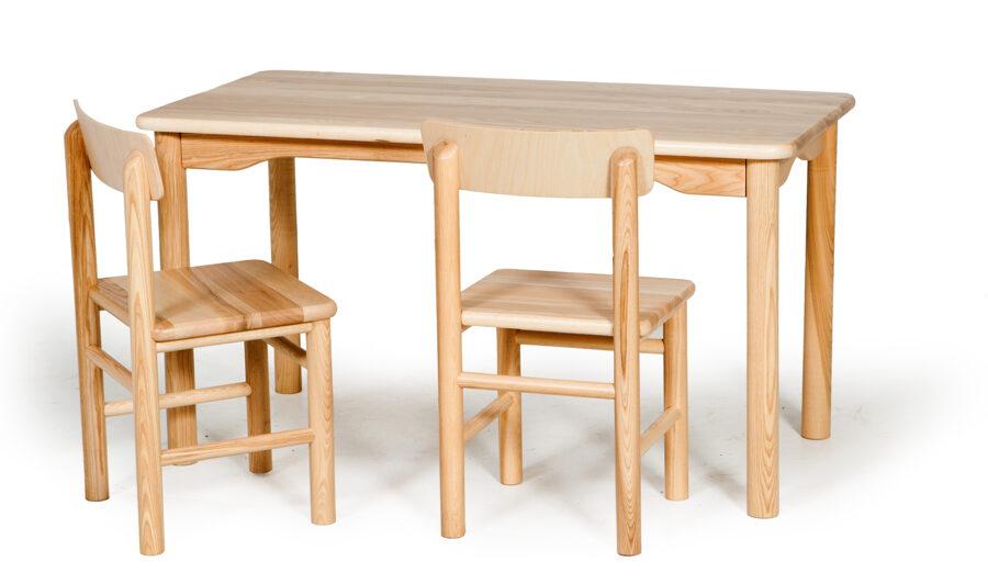 Bērnu galds taisnstūra MD neregulējams