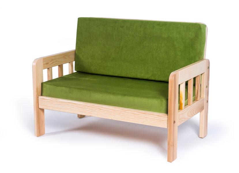 Bērnu 2-vietīgs dīvāns MD